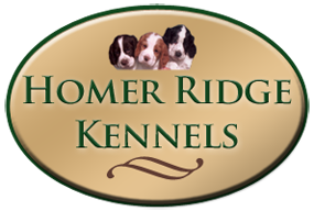 Home Ridge Kennels (logo)